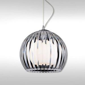 Průhledné závěsné světlo Mandina - 30 cm