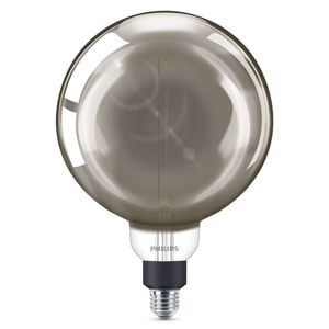 Philips E27 Giant LED žár. 6,5 W stmív. kouř.