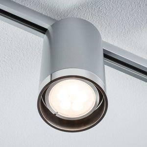 Paulmann URail Tube LED zářič chrom, pevný 6,5W
