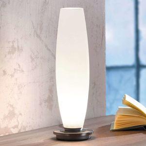 Stolní LED lampa Tyra střístupňovým stmíváním