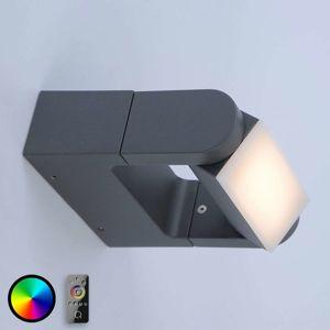 Smarthome venkovní osvětlení