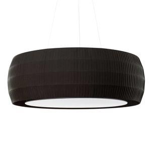 Hluk minimalizující závěsné světlo Maxi Wheel čerň