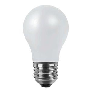 E27 8W 926 LED žárovka vzhled uhlíkové vlákno mat