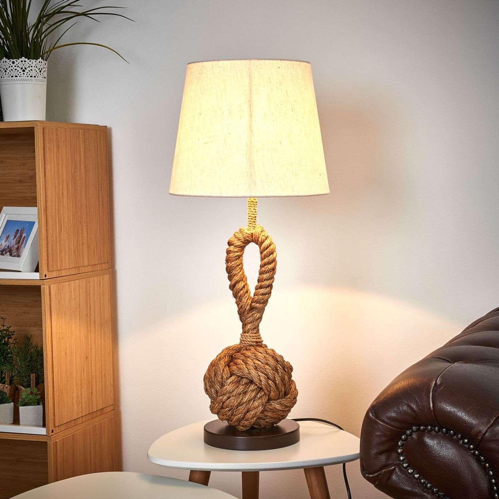 Stolní lampa Nils