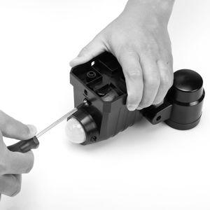 Smartwares FSL-80113 Venkovní nástěnná svítidla s čidlem pohybu