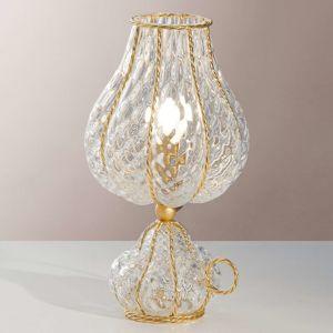 Stolní lampa Odalisca