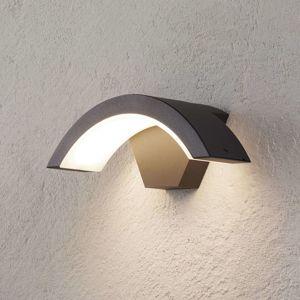 Ohio - venkovní nástěnné světlo LED, antracit