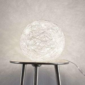 Thunder - kulatá stolní LED lampa 30 cm