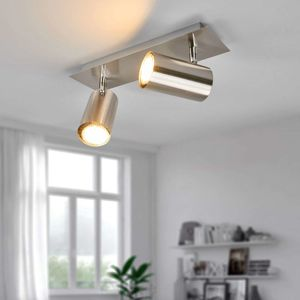 Halogenové stropní světlo Dora, dvě žárovky