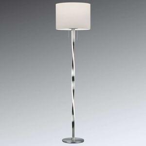 Nandor - stojící textilní lampa s doplňujícími LED