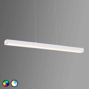 Trio WiZ Livaro závěsné LED světlo bílý mat