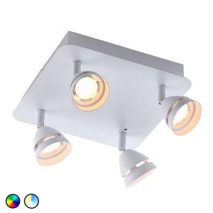 Trio WiZ Gemini nástěnné LED světlo 4žár. bílé