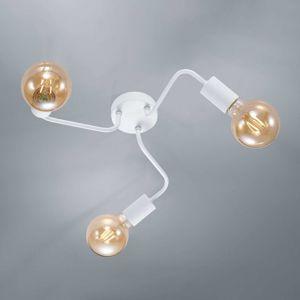 Stropní světlo Diallo tři žárovky