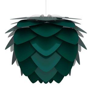 Závěsné světlo UMAGE Aluvia medium, zelené