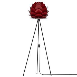 Stojací lampa UMAGE Aluvia mini, černá trojnožka