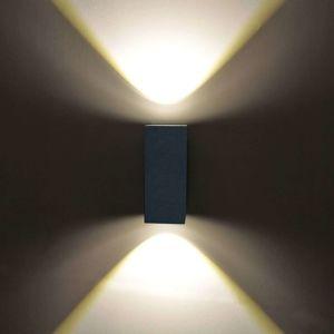 Tavi venkovní nástěnné svítidlo s2 LED Bridgelux