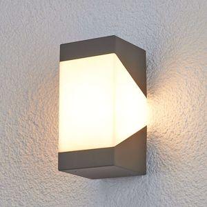 Venkovní nástěnné LED světlo Kiran z hliníku