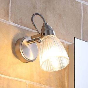 Koupelnové nástěnné světlo Kara s LED, 1bod., IP44