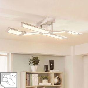 Luciano - stropní LED lampa, stmívatelná vypínačem