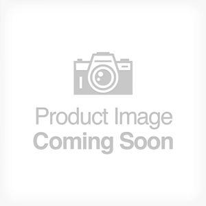 Stropní světlo Gordana z bílého plátna, 57 cm