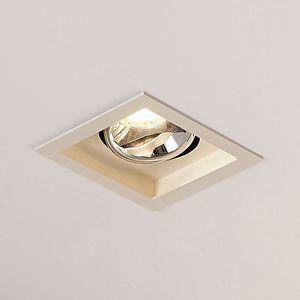 Arcchio Frode LED-downlight hranaté, 3.000K 12,6W