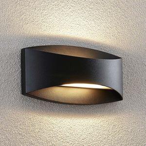 Lindby Evric LED nástěnné svítidlo, šířka 25,4 cm