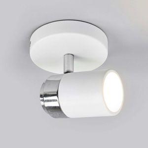 Bílý GU10 reflektor Kardo, IP44