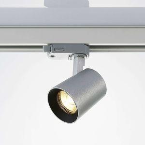 Bodové světlo 3fázový kolejnicový systém Iavo, alu