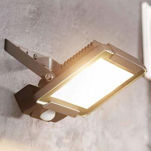 LED bodové svítidlo Beam s čidlem 20 W 800 lm