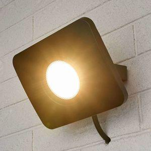 LED venkovní nástěnné osvětlení Duke, hliník, 30W