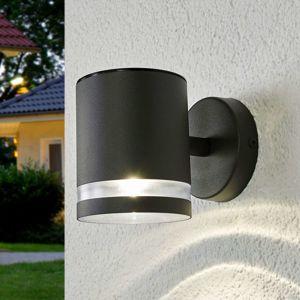 LED solární venkovní nástěnné svítidlo Melinda