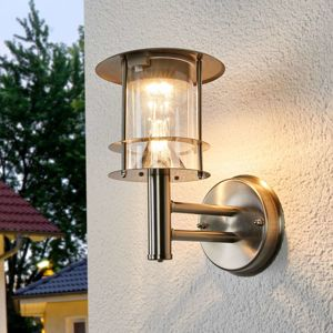 LED solární venkovní nástěnné svítidlo Sumaya
