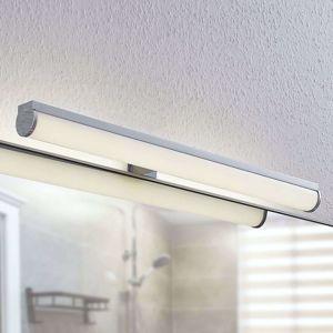 LED koupelnové zrcadlové svítidlo Irmena, chrom