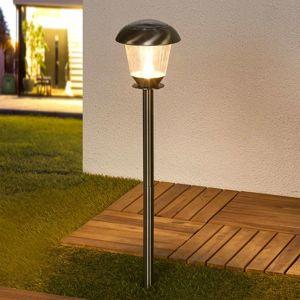 LED solární lampa Nela pro zahradu