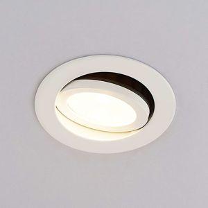 Arcchio Nabor LED downlight 36° 2 700K IP65, 8,2W