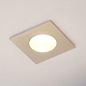 Lucande Celestina bodové světlo, IP65, hranaté
