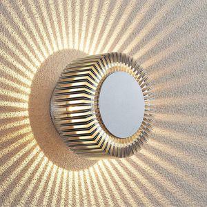 Lucande Keany LED nástěnné světlo, kruhové