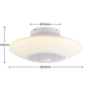 Lindby 9626887 Stropní ventilátory se světlem